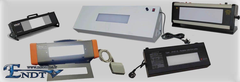 فروش انواع ویورهای رادیوگرافی