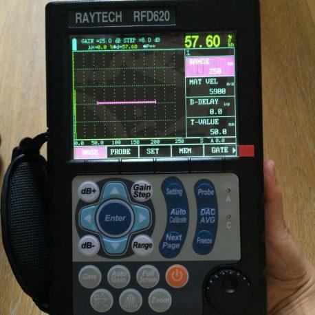 دستگاه التراسنیکRFD-620